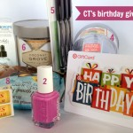 CT's birthday giveaway
