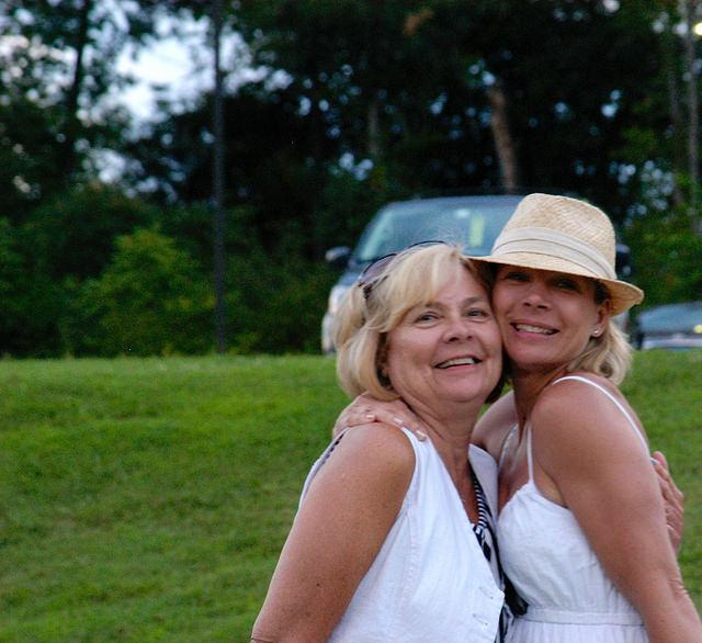 joan & cynthia