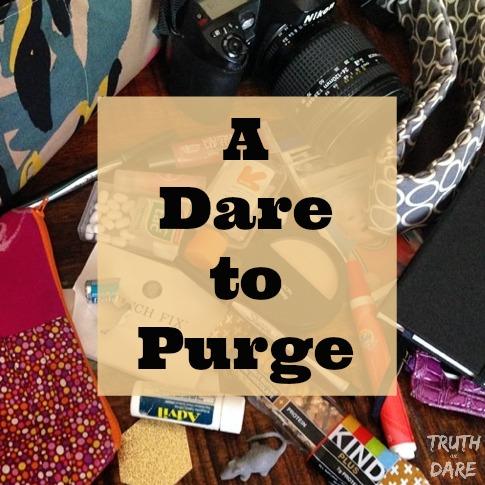a dare to purge
