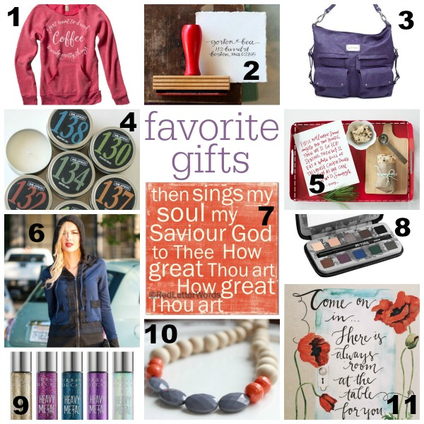 favorite gifts 2014