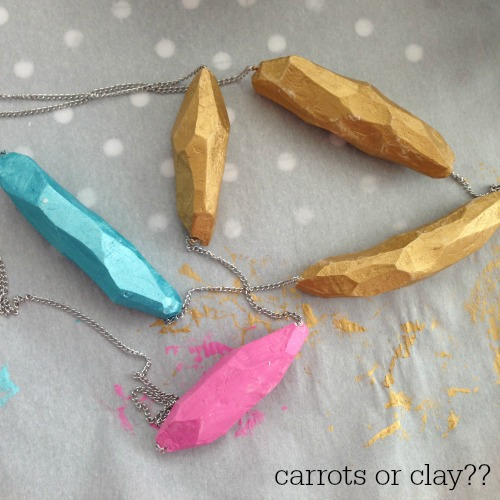 the clay necklace that could not