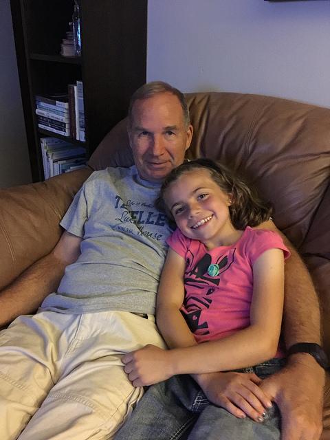 grandpa and eden