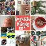 My 2015 Top Ten Favorite Things