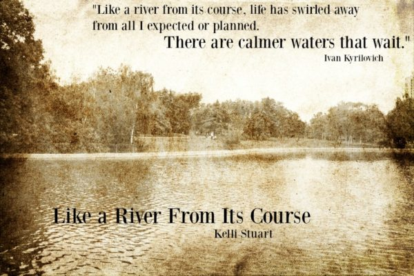 A Review & Giveaway: 'Like a River from Its Course'